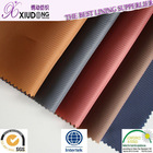 100 polyester twill lining fabric textile