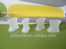 Hot sale silicone gel toe separator toe protector