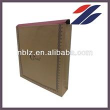 Customized Design Kraft Paper Bag Whitout Handle