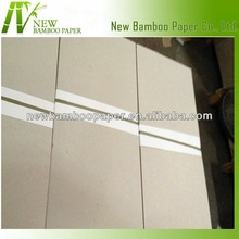 Professional different Grade china 2mm grey pasting paperboard
