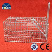 Professional manufacture unique design high quality rat cage trap, rat trap cage