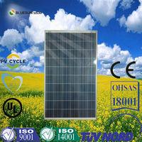 TUV UL CE ISO 240w solar panel pv module