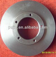 Car disc brake rotor