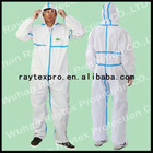 CATIII Type4/5/6 Microporous Chemical Coverall(30223)