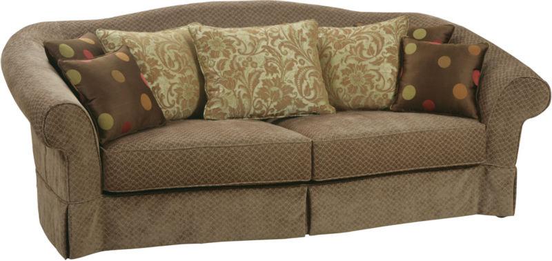 Fella design neo classic fabric sofa durrington buy for Classic sofa malaysia