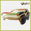 Bamboo wood wooden sunglasses polarized lens UV400