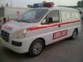 Hyundai ambulância DUBAI