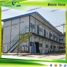 chaoqiang de fibra de vidrio prefabricadas casas y villas