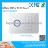 GSM SMS RFID Tag Wireless Home Security Systems