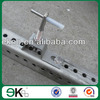 Stainless Steel U Shaped Profile for Cladding(MEK22H)