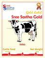 Composé alimentation de vaches laitières et l'alimentation du bétail