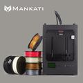 Mankati- professionale cinese 3d produttori di stampanti, di alta qualità con il migliore prezzo