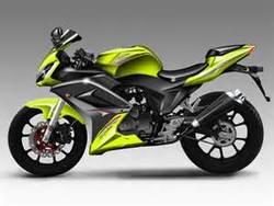 200cc racing bike