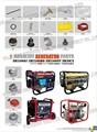 condensador 950 24uf generador de la gasolina de piezas de repuesto