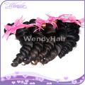 2014 productos para el cabello natural color negro profundo baratos curl pelo brasileño