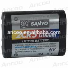 Original New 2CR5 Lithium Battery