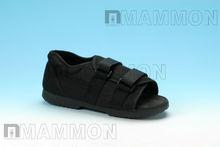 Black Mesh Post Op Shoe