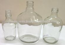 Rum Glass Bottles