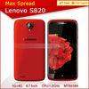 quad core mtk6589 4.7'' lenovo s820 lenovo 2013 new mobile phone