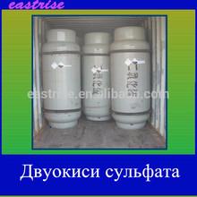 Sulfur Dioxide Gas