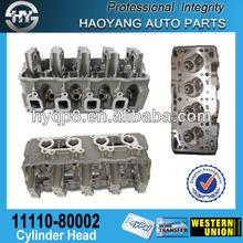 High quality 11110-80002 SUZUKI F10A cylinder head machine