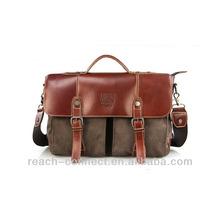 Fashion retro mens bags with high quality messenger camera bag