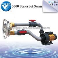 swimming pool massage jet / swim jet for endless swimming