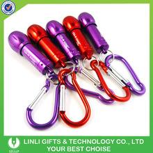 Promotional Mini Torch Key Ring Light