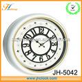 พลาสติกนาฬิกาโบราณผนัง3dผนังสายนาฬิกา