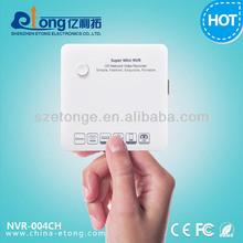 Cloud standard HDMI Onvif h.264 network min 4ch/8ch p2p NVR