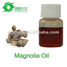 100% herbal medicine Magnolia Oil Anti-anxiety magnolia essential oil