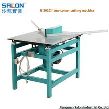 JS 203C picture frame corner cutting machine