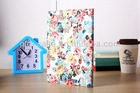 Side denim fabric cover for IPAD AIR with card holder and stand