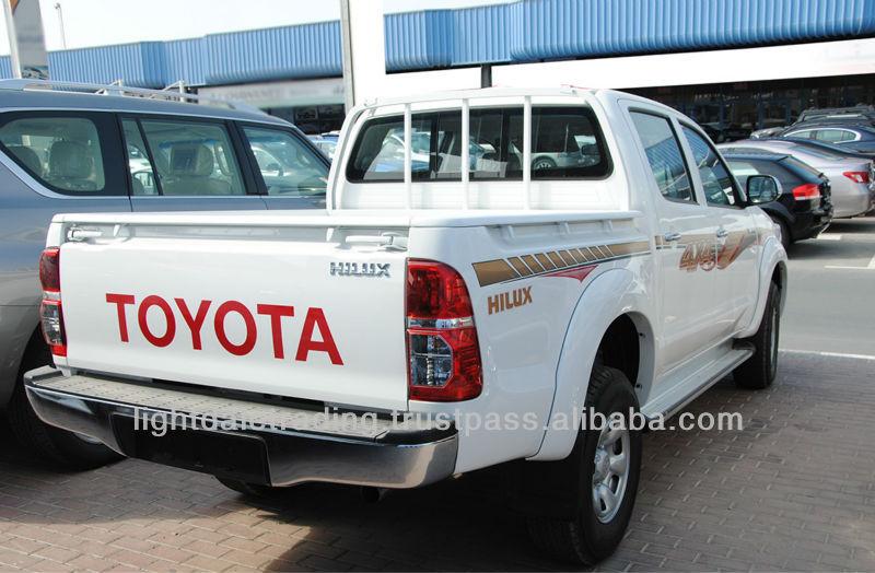 Brand New Toyota Hilux 4x4 LHD 2500cc 2014
