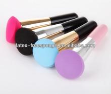 Latex Free Polyurethane Cosmetic Make Up Brushes