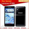 5.0 '' lenovo p780 android 4.2 5.0 '' dual sim meilleur son téléphone portable