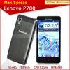 android 4.2 dual sim 8mp lenovo p780 MTK6589 smartphone