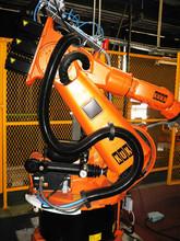 Powder Coating Robot Machine