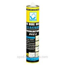 NO MORE NAIL adhesives and sealants