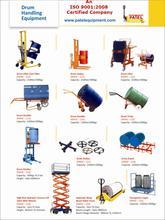 drum handler manufacturers gujarat ahmedabad, gujarat