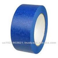 JB-PT-14 - 14 DAY UV RESISTANT SPECIALTY PAPER BLUE MASKING TAPE