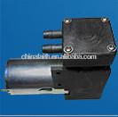3750mmHg pressure 12V electrical piston brush DC electric air pump high pressure