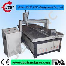 New JCUT Linear guideway vacuum table rotary axis vertical wood cutting machine JCUT-1325B
