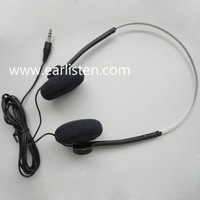 disposable headphone for airplane