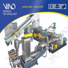waste plastic film granulating machine