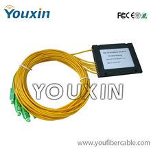 SM FBT Coupler With SC/FC/LC Connetcor 1X16