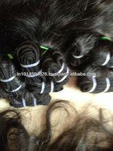 FEEL LIFE ARTIFICIAL FRESH!!!!!!!!!!!!!!!! CUT TEMPLES INDIAN HUMAN HAIR SUPPLIERS IN CHENNAI