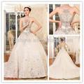 Ywd11081 meilleur prix appliqued tulle robes de mariée très sexy 2013 nouvelle arrivée