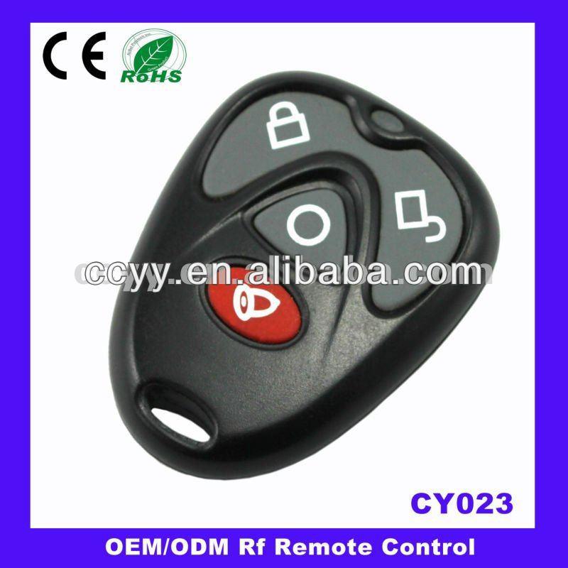 Cheap rf transmitter remote swing door control EV1527 CY023