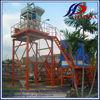 HZS25,HZS35,HZS40 mobile concrete batching plant,mobile concrete plant